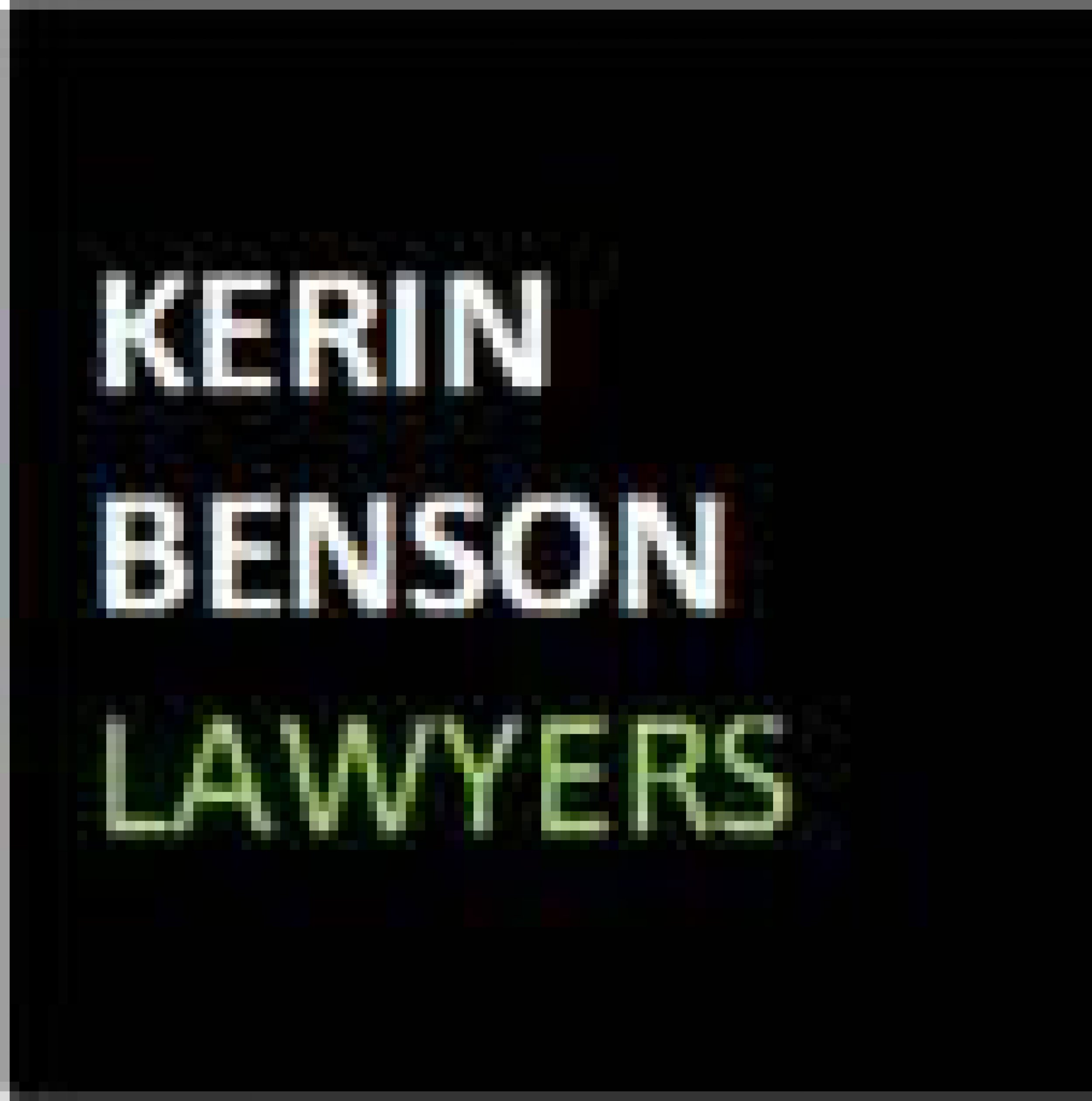 Kerin Benson Lawyers Pty Ltd
