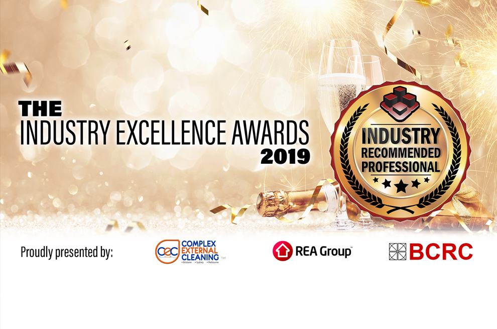 The 2019 Industry Excellence Awards!